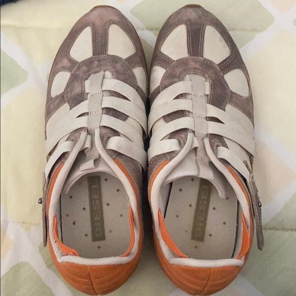 Diesel Shoes | Moslette Slip On Shoe